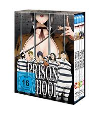 Prison School – Komplett-Set inkl. Sammelschuber - Blu-ray-Edition