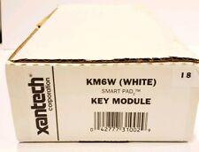 Xantech Home KM6W SmartPad2 6 Source Key Module White 6 Functions White