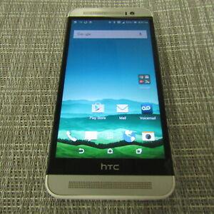 HTC ONE E8, 16GB (SPRINT) CLEAN ESN, WORKS, PLEASE READ!! 41995