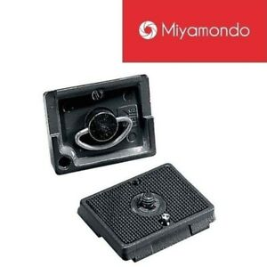 Manfrotto 200PL-14 Rectangular Plate with 1/4' screw