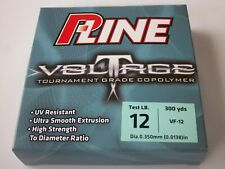 P-Line Voltage 12-Lb Test Tournament Grade 300 yds Clear Copolymer Fishing Line