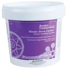 Jennifer's Mosaics Mosaic Stone Cement - 2 lb. Tub  - 2 Lb. Tub