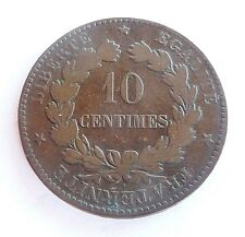 CERES 10 centimes 1872 A