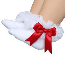 LK _ NE _ bebé niña tutú Calcetines lazo encaje Recién Nacido Infantil
