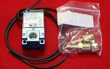 MAC Boost solenoid valve TO BE USED WITH turbosmart e-boost aem BOOST BY GEAR