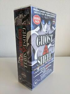 Ghost In The Shell Double Pack - Original + Production Report VHS