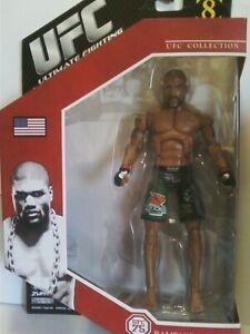 UFC Rampage Jackson (Series 8) MMA  ACTION FIGURES