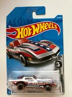 Hot Wheels 2019 CORVETTE STINGRAY 159/250 SUPER CHROMES 5/5 TREASURE HUNT FYG03