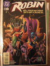 Robin #44 Dixon Johnson Smith DC Comics 1997