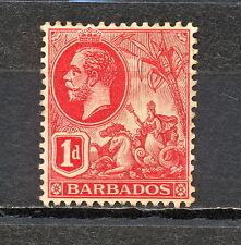 (NNAW 088) BARBADOS 1912 MH