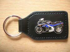 Schlüsselanhänger Kawasaki ZZR 1100 / ZZR1100 blau schwarz Art. 0041 Motorrad