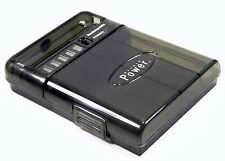 NEW DELKIN Battery Tester and Carrying Case -  For AA / AAA -  Free UK Postage