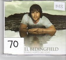 (FR778) Daniel Bedingfield, Nothing Hurts Like Love - 2004 DJ CD