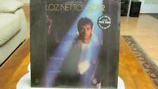 LOZ NETTO - BZAR- FADE AWAY , MINT LP RECORD