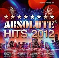 """Various Artists - """"Absolute Hits 2012"""" - 2012"""