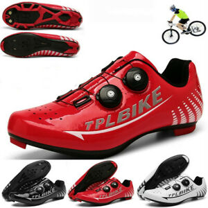 Professional Athletic Road Bicycle Shoes Mtb Men Cycling Racing SPD Bike Shoes