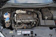 2008 SEAT ALTEA XL 1.9 TDI 105 HP BXE ENGINE W/ TURBO, PUMP & INJECTORS