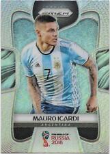 2018 Panini FIFA World Cup Silver Prizm (8) Mauro ICARDI Argentia