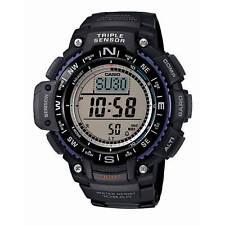 Casio SGW1000-1ATN TripleSensor MensWatch Compass Thermometer Altimeter Baromete