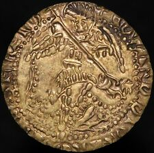 More details for 1480-1483 | edward iv angel brass jetton token | tokens | km coins