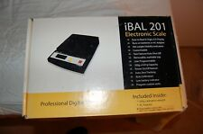 iBAL 201 Electronic Digital Scale RS-232 200g x 0.01g Capacity