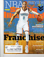 Sports Illustrated - Oct 31, 2016- Russell Westbrook - THUNDER on the Cover NBA