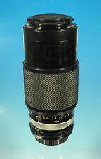 Nikon de zoom Nikkor-C coche 1:4 .5/80 -200 para Nikon non-ai - (80355)