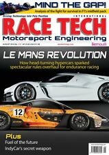 Race Tech Motorsport Engineering Magazine August 2018 No. 213
