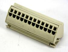 10 x WAGO 812-101 Anschlussblock 4mm² OVP