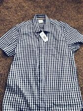 Unbranded Blue Casual Shirts & Tops for Men