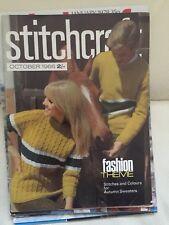 Stitchcraft Magazine - October 1966