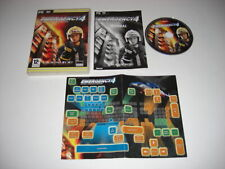 EMERGENCY 4 Global Fighters For Life Pc DVD Rom FAST POST