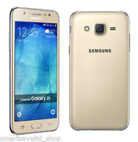 BRAND NEW SAMSUNG GALAXY J5 - DUAL SIM - 8GB GOLD UNLOCK Smartphone - GENUINE