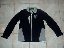 Reebok Los Angeles Kings Center Ice NHL Hockey Jacket Sewn Logo Small New
