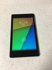 Asus Google Nexus 7 K008 (2nd Generation) 16GB  Wi-Fi 7in Tablet/Heavy scratches