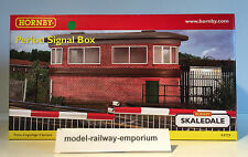 Hornby SKALEDALE - R9729 - PERIOD SIGNAL BOX - NEW - BOXED
