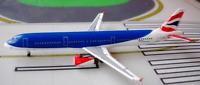 Aeroclassics ACGMEDL British Airways BMI A321 Hybrid G-MEDL Diecast 1/400 Model