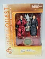 """Bible Quest - The Risen Savior """"The Witnesses"""" Action Figures (New)"""