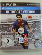 !!! PLAYSTATION ps3 jeu FIFA 13 Ultimate Edition, d'occasion mais bien!!!