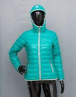 SAIL RACING Down Jacket Lightweight Coat PROTECTOR LINER HOOD Size S