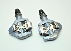 SHIMANO SINGLE SIDE BICYCLE ANODIZED CLIPLESS PEDALS 9/16 X 20 TPI PD-A515