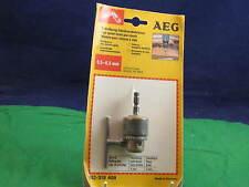 Vintage AEG Mordazas Portabrocas 0,5-6.5mm RDL156 Hecho en Alemania