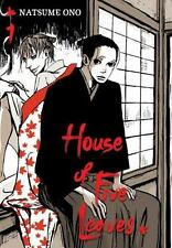 House of Five Leaves, Vol. 1 by Natsume Ono (2010, Paperback)