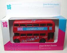 Routemaster Bus-London 2012