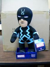 MARVEL UNIVERSE BLACK BOLT 10 INCHES PLUSH BLEACHER CREATURES #smar17-82