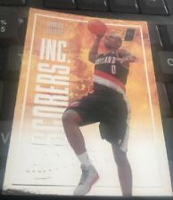 Panini Damian Lillard 2012-13 Season NBA Basketball Trading Cards