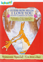 Guess How Much I Love You - Someone Special (B New DVD
