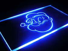 U0123B Popeye Display Light Sign