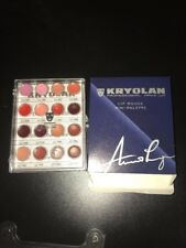 Kryolan Lip Rouge Mini Palette 16 Lipsticks