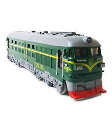 "Avtoprom Train ""Ukraine"" scale Diecast Metal. NEW. Length 25cm (10 inch)"
